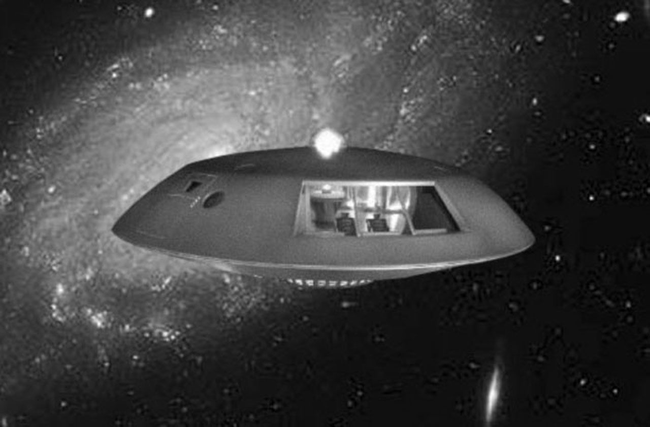 Lost in space tv show lost in lost in space for When was space made