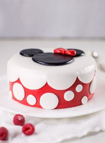 minnie maus torte mini mouse party pinterest. Black Bedroom Furniture Sets. Home Design Ideas