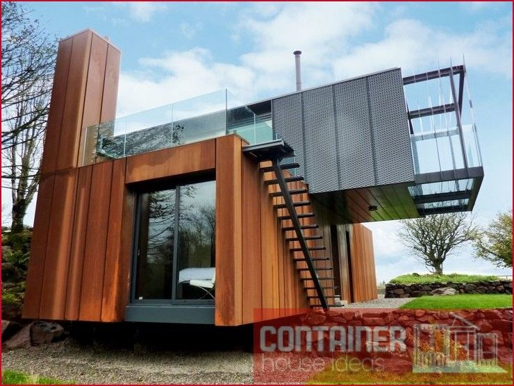 Best and creative container houses ideas casa dise o for Casa minimalista economica