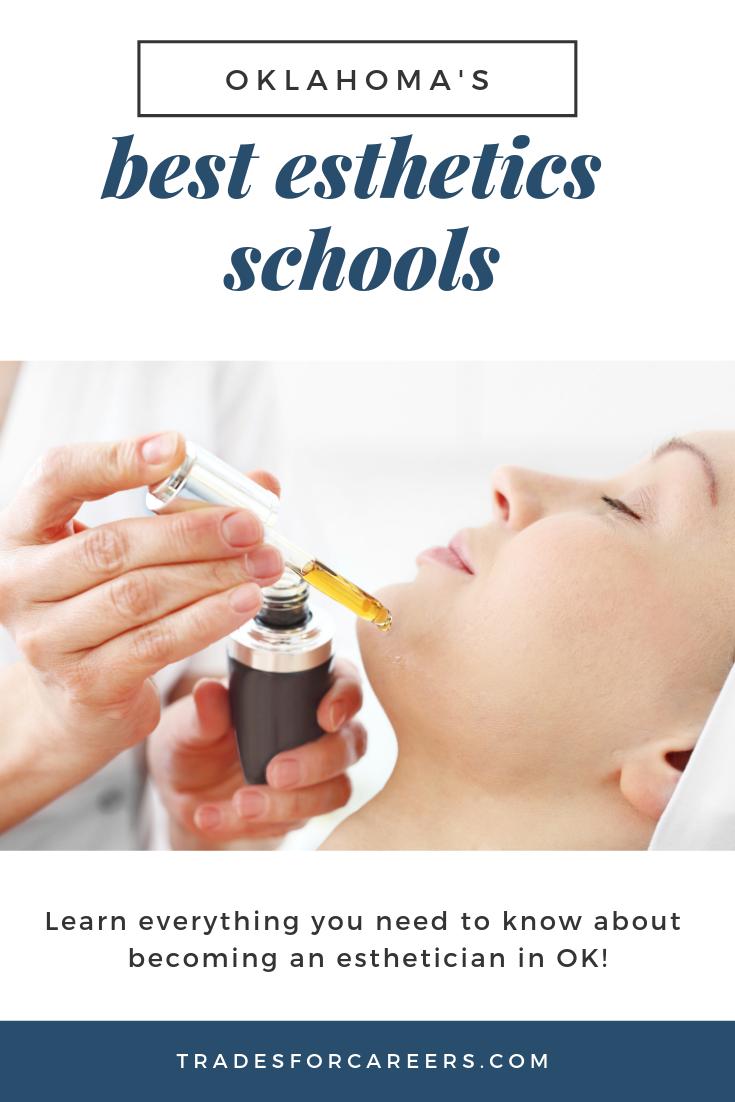 Top Esthetician Schools in Oklahoma, License