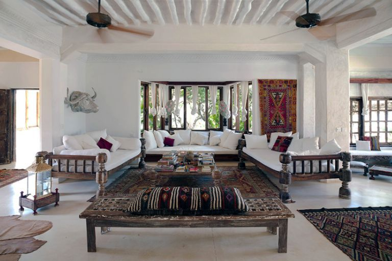 Image Result For Swahili Style Living Room