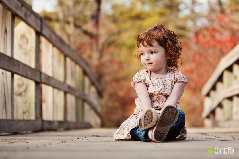 Child Photography Outdoor