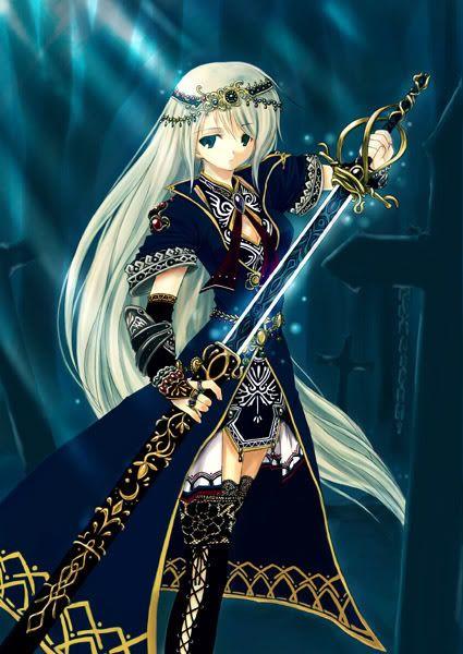 Female Swordswoman Female Swordsman Search Stuff In 2019
