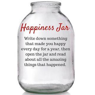 Optimistic Inspirations: The Happiness Jar -