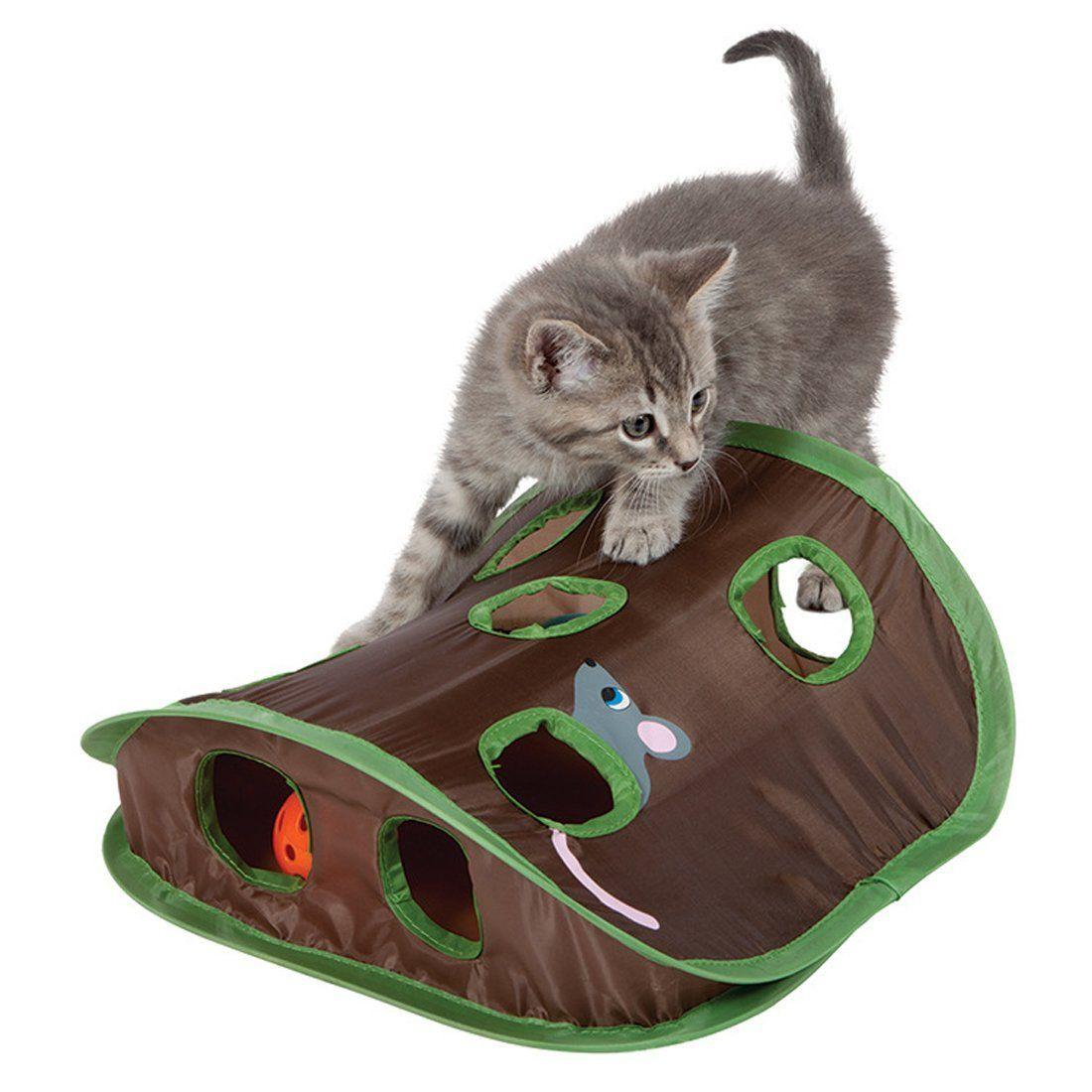 Jtengyao Open Mouse Hunt Jeu Interactif De Cache Cache Pour Chat Vous Pouvez Obtenir Cheap Cat Toys Cat Toys Pet Toys