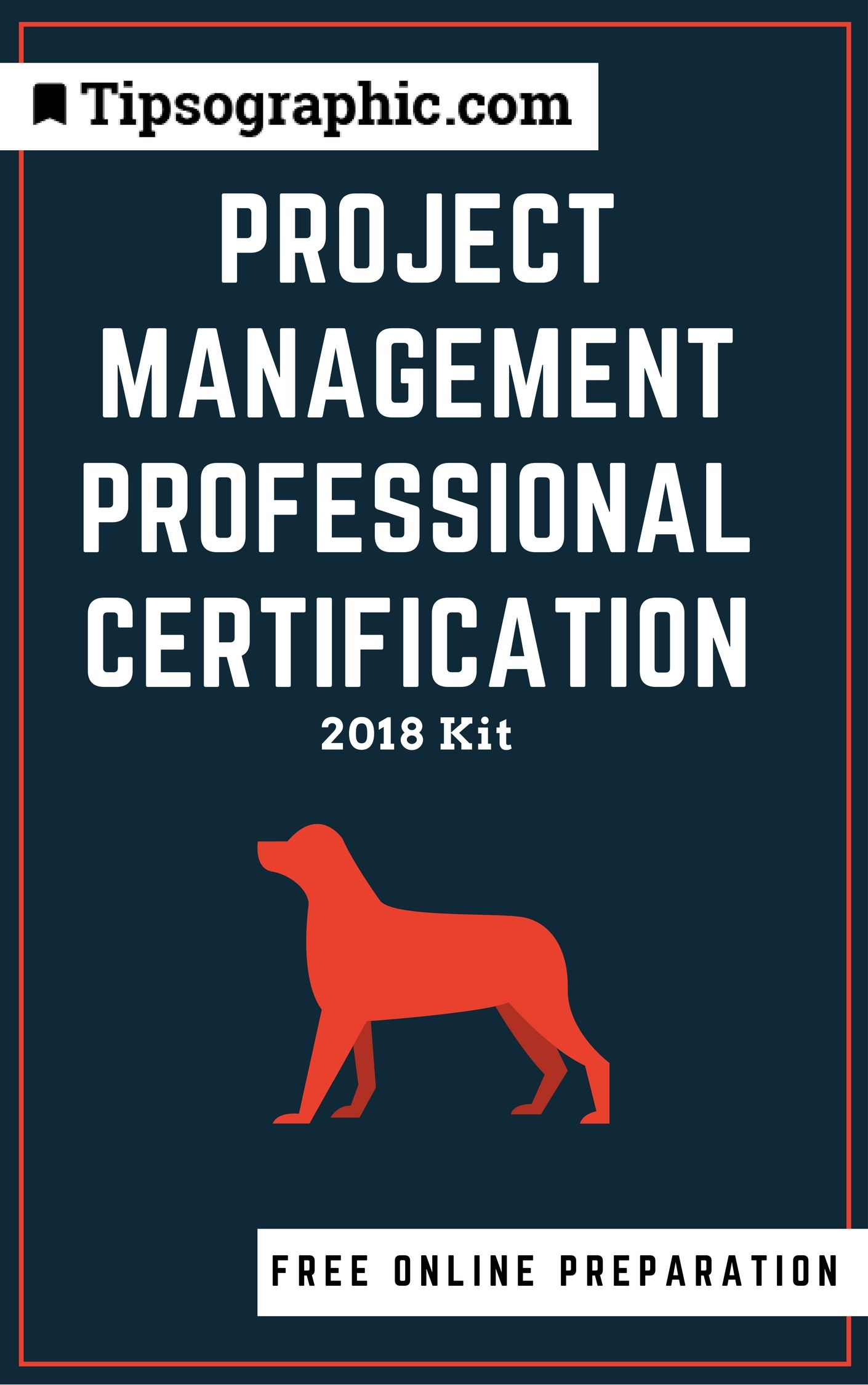 Project Management Professional Certification 2018 Kit Free Online