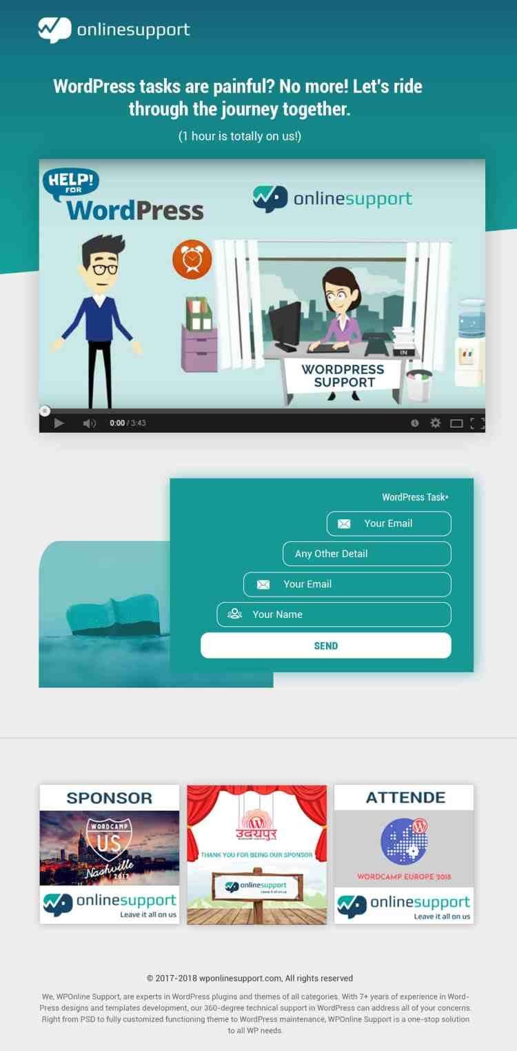 Flat Landing Page Design Inspiration 2019 Landing Page Best Landing Pages Landing Page Design