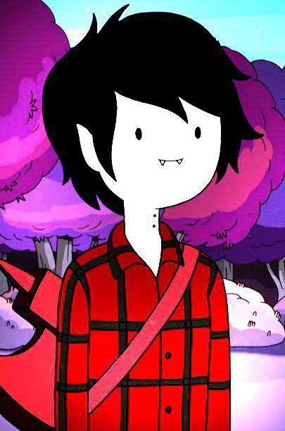 marshall lee/marceline= COOLEST CARTOON CHARACTERS EVERRRR. besides LSP of course