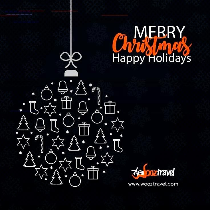 Merry Christmas and Happy Holidays . . . . .