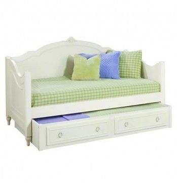 Legacy Classic Kids Enchantment Twin Day Bed W Trundle Wooden Daybed Daybed With Trundle Wooden Daybed With Trundle