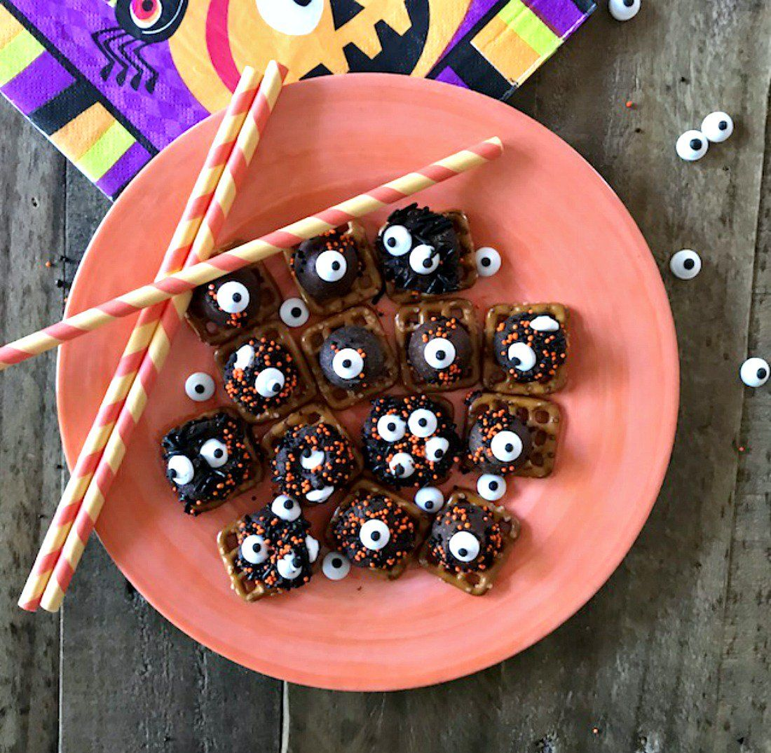 3 Recipes For A Googly Eye Halloween Meal Easy Halloween Food Easy Halloween Party Food Halloween Food For Party