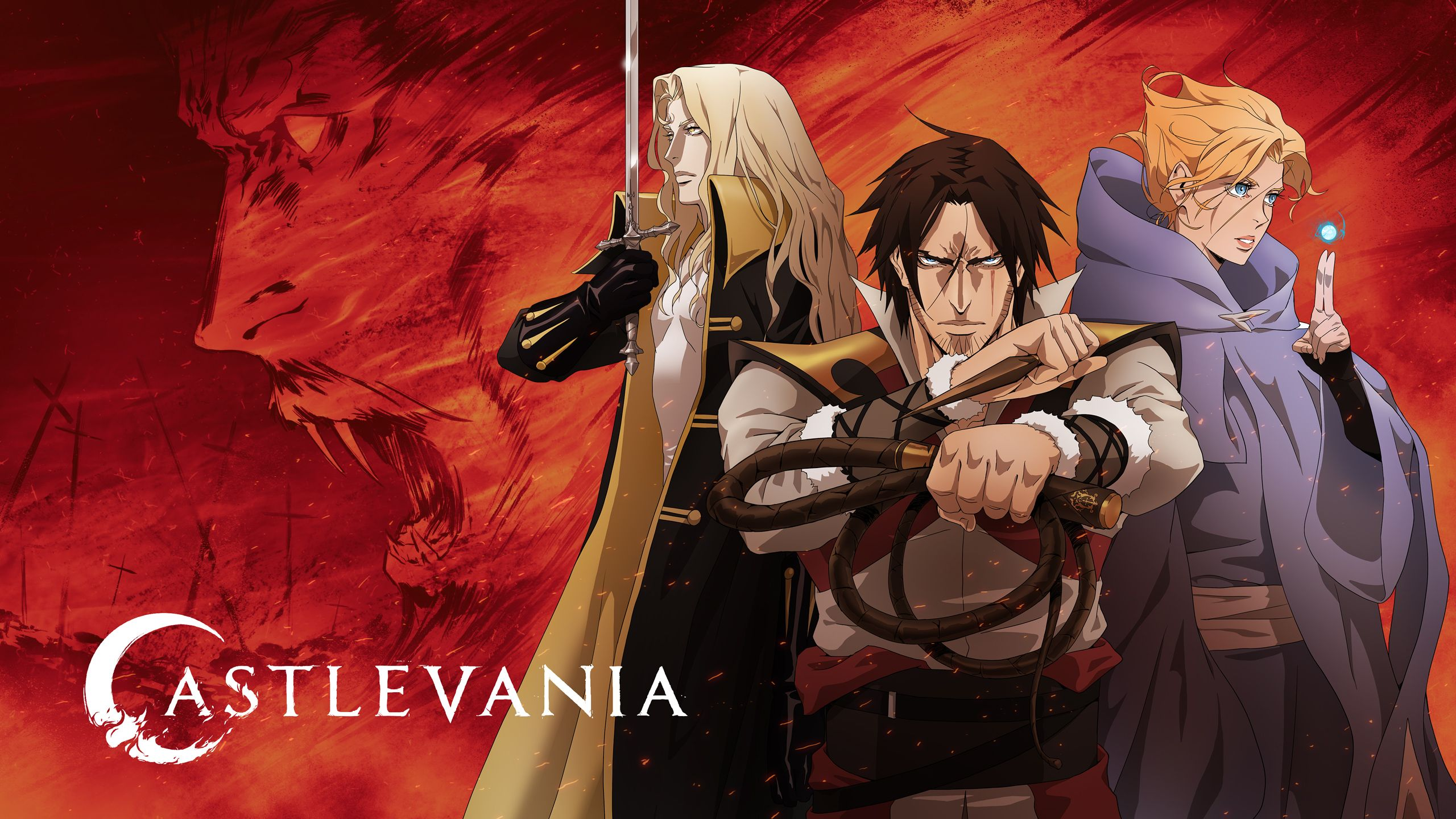 Castlevania Netflix Series 2560x1440