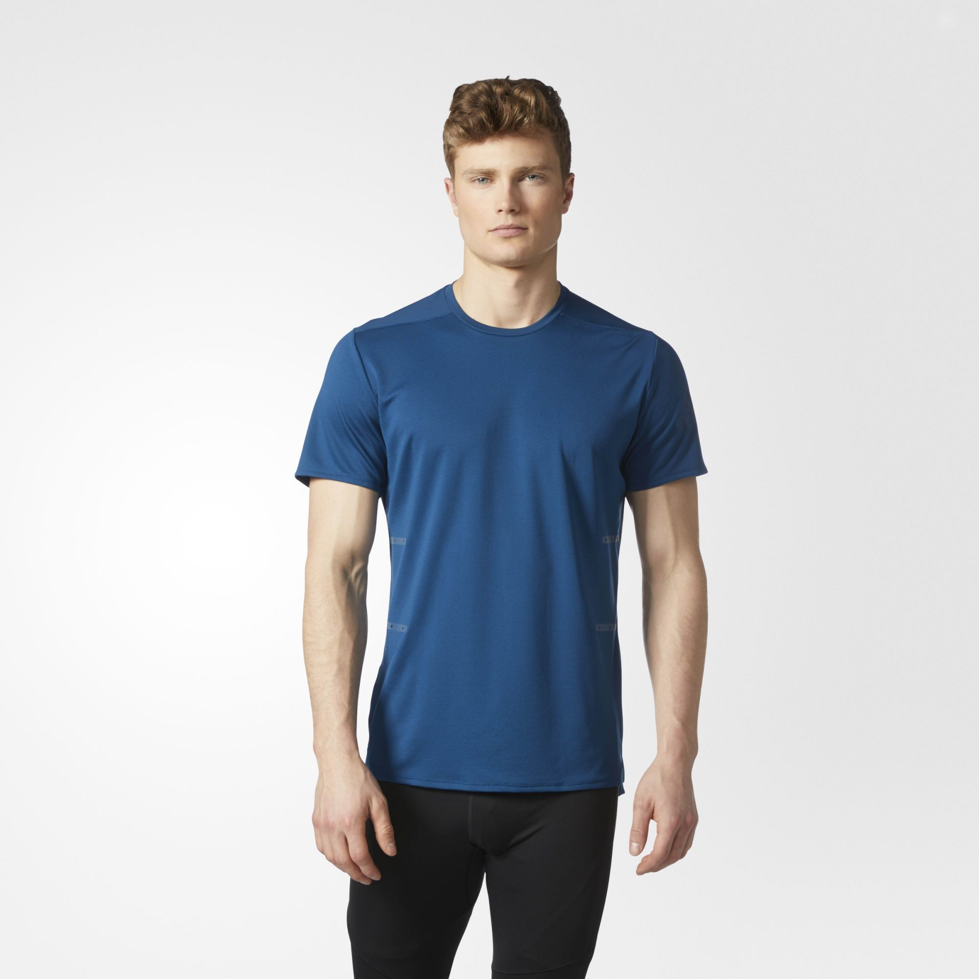 adidas - Supernova 37c Tee Suit up for your run in smooth comfort. This  men's