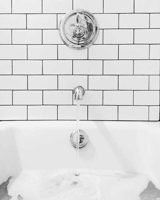 Imperial Bianco Gloss Ceramic Subway Tile 3 X 6 In