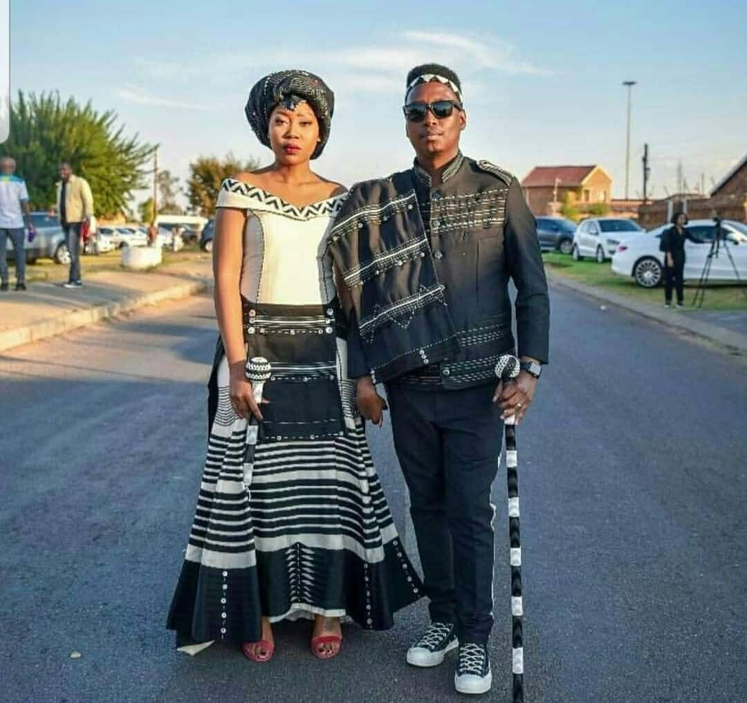 Pin By Lungi Ndou Events On Xhosa Stunning Attires In 2019