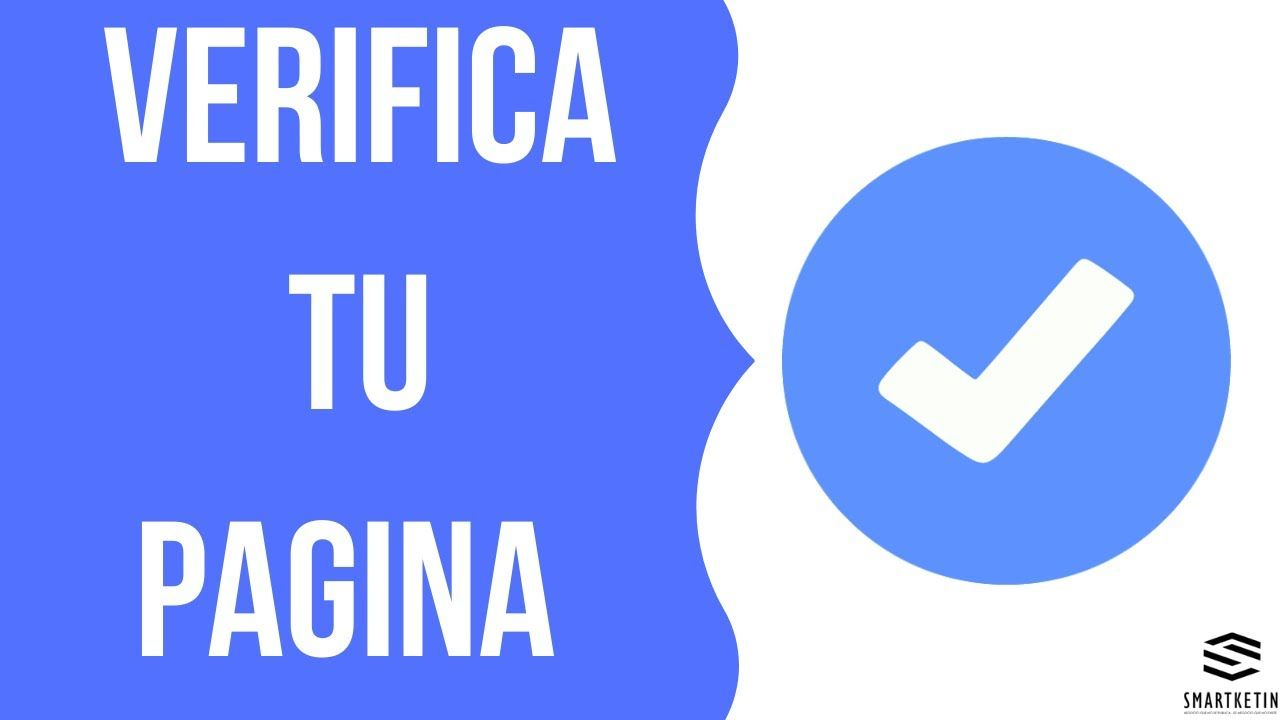 Como Verificar Mi Página De Facebook Paso A Paso 2020 Palomita Azul Palomitas Azules Pagina De Facebook Facebook