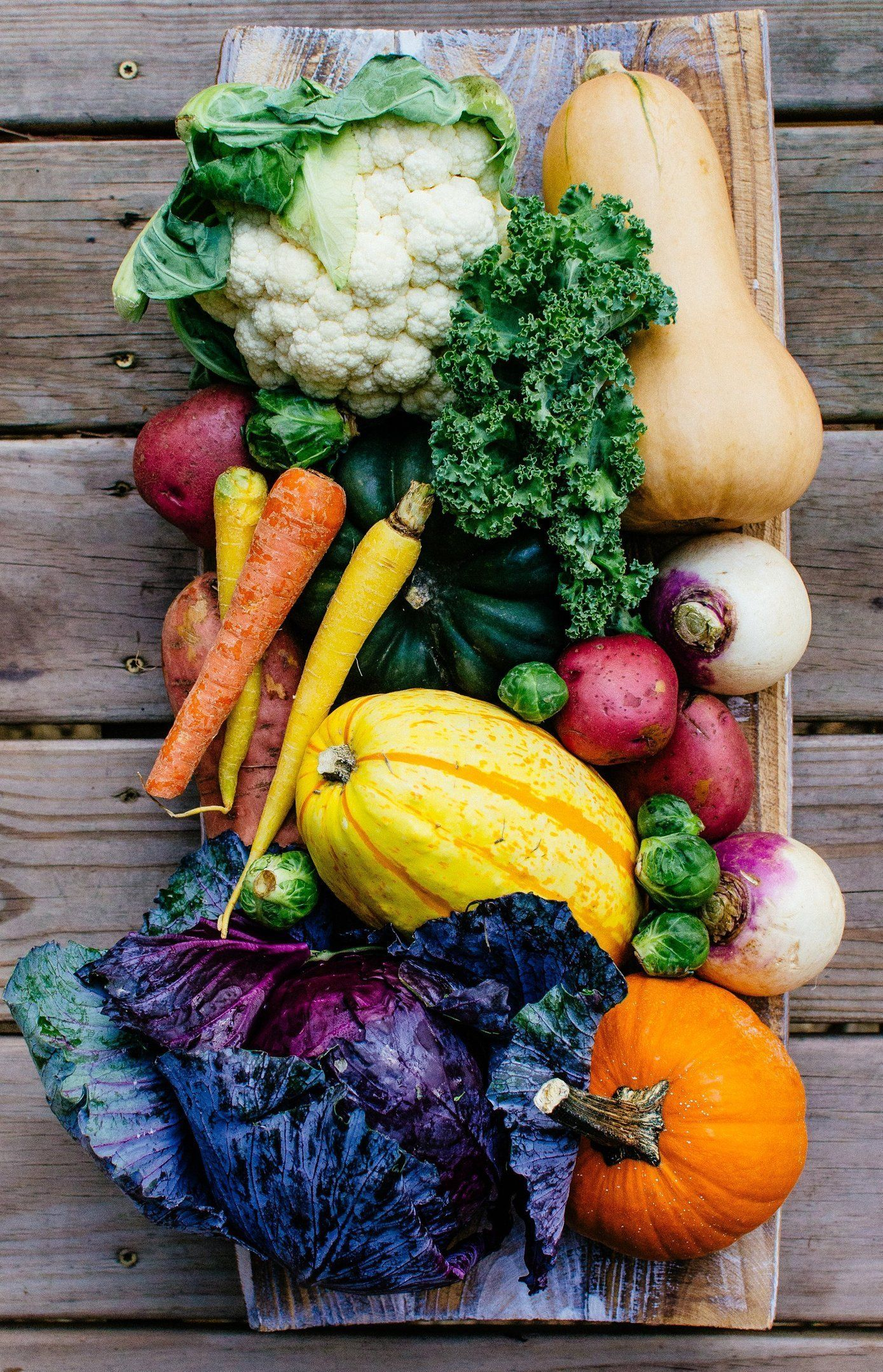 12 Vegetables To Plant In August Zone 9: 12 Fall Vegetables You Should Know How To Cook
