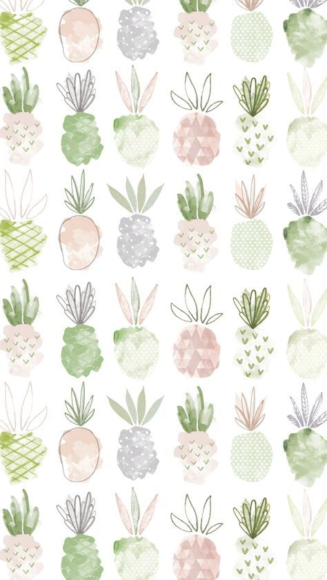 Update Your Laptop Desktop And Mobile With A Set Of Illustrated Wallpapers By Emma Kate Summer Wallpaper Wallpaper Backgrounds Phone Backgrounds