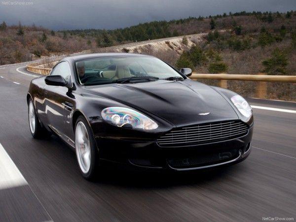 2007 Aston Martin DB9 #coches #cars