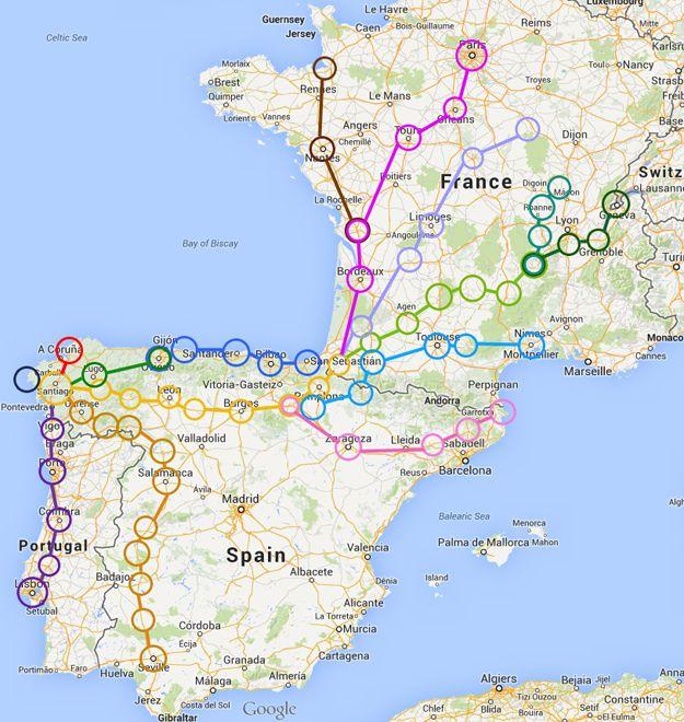 Travel Tips Camino de Santiago Santiago and Spain