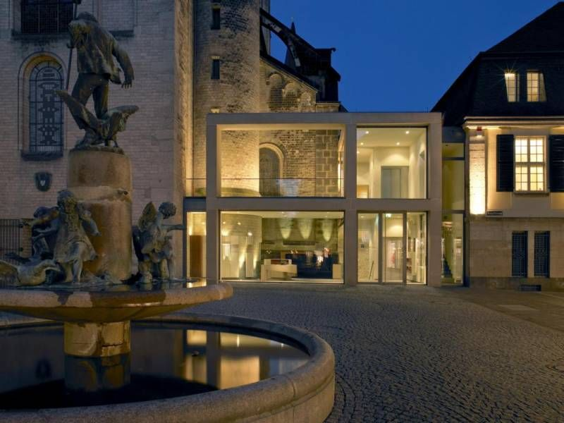 Foyer am Bonner Münster in 2020 Foyer ideen, Architektur