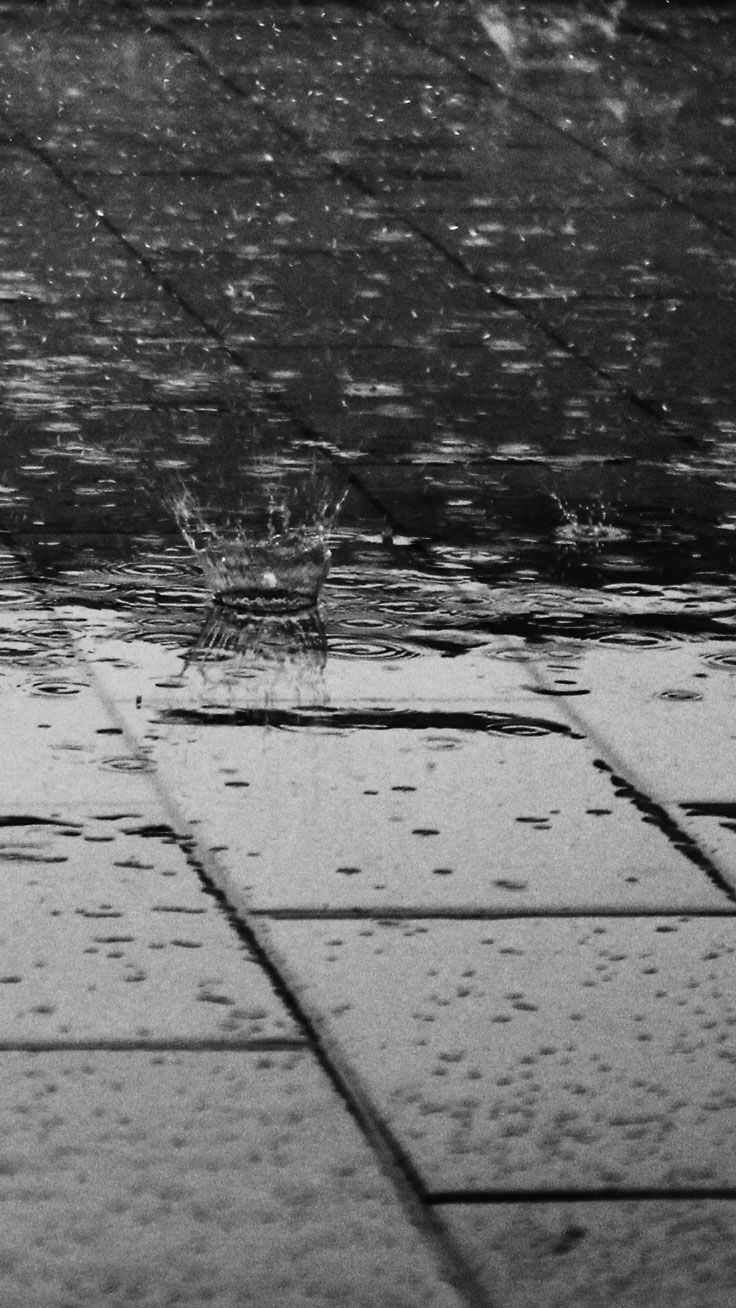 Rain iphone wallpaper tumblr - 31 Wallpapers To Perfectly Match Your New Black Iphone 7