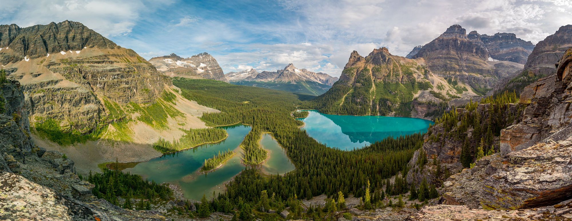 Lake O'Hara by Manuel Secher on 500px