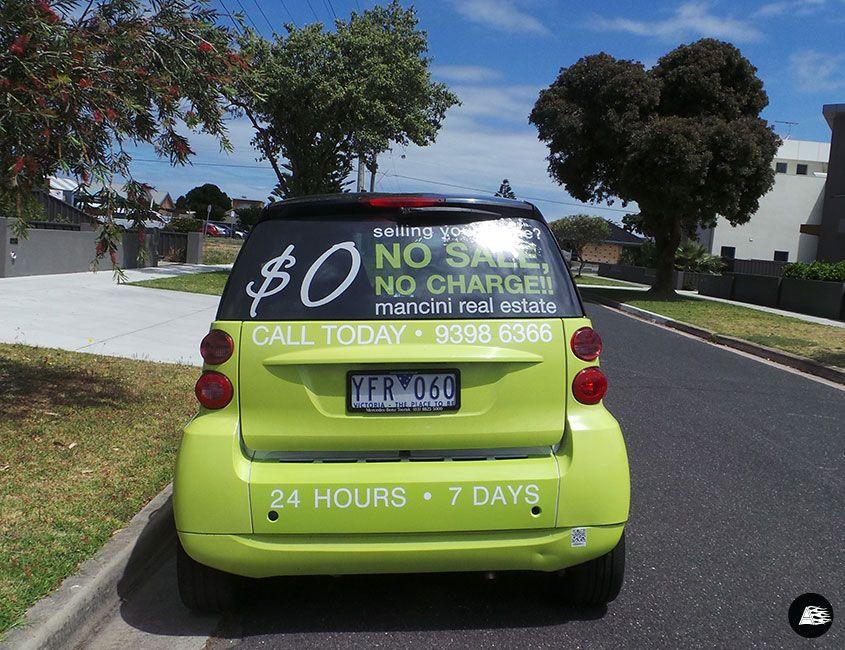 Mancini Real Estate Summer Rear Window Campaign Smart Mancini