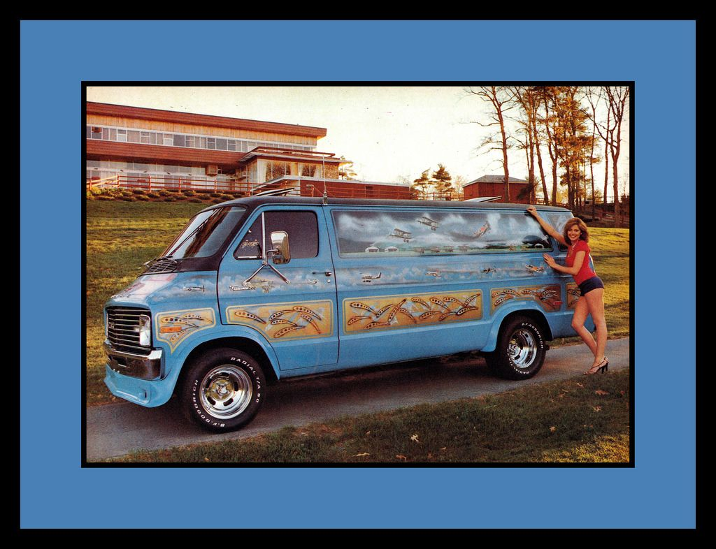 1978 dodge van custom