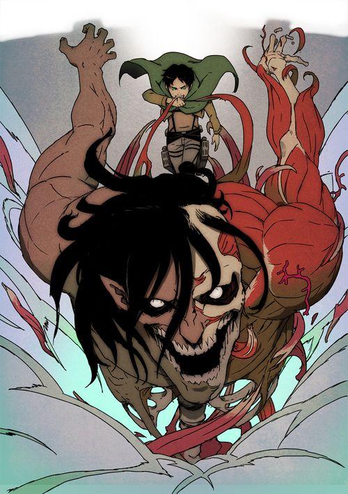 Attack On Titan Shingeki No Kyojin Amines Finest Pinterest