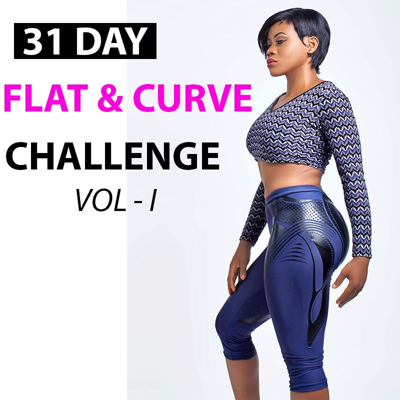 How to Get Rid of Hip Dips in a Week + a full 30 Day Hip