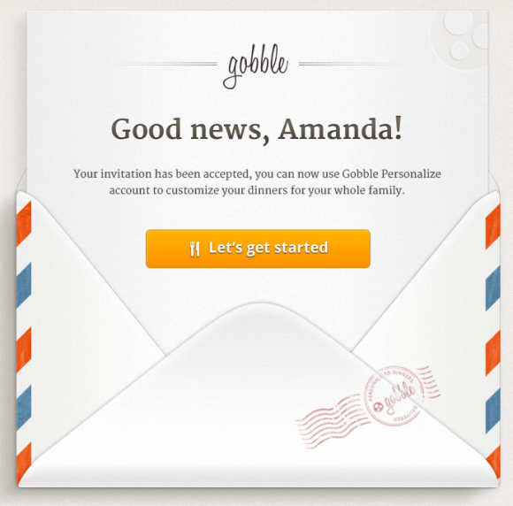 Gobble  Newsletter  Beautiful Email Newsletters  Email