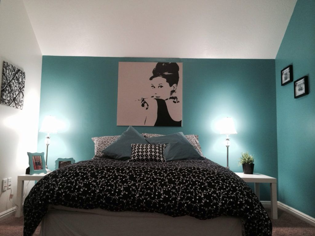 Tiffany Blue And Brown Bedroom Ideas