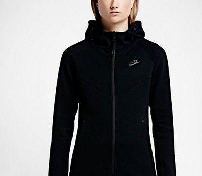 chaquetas deportivas nike para dama