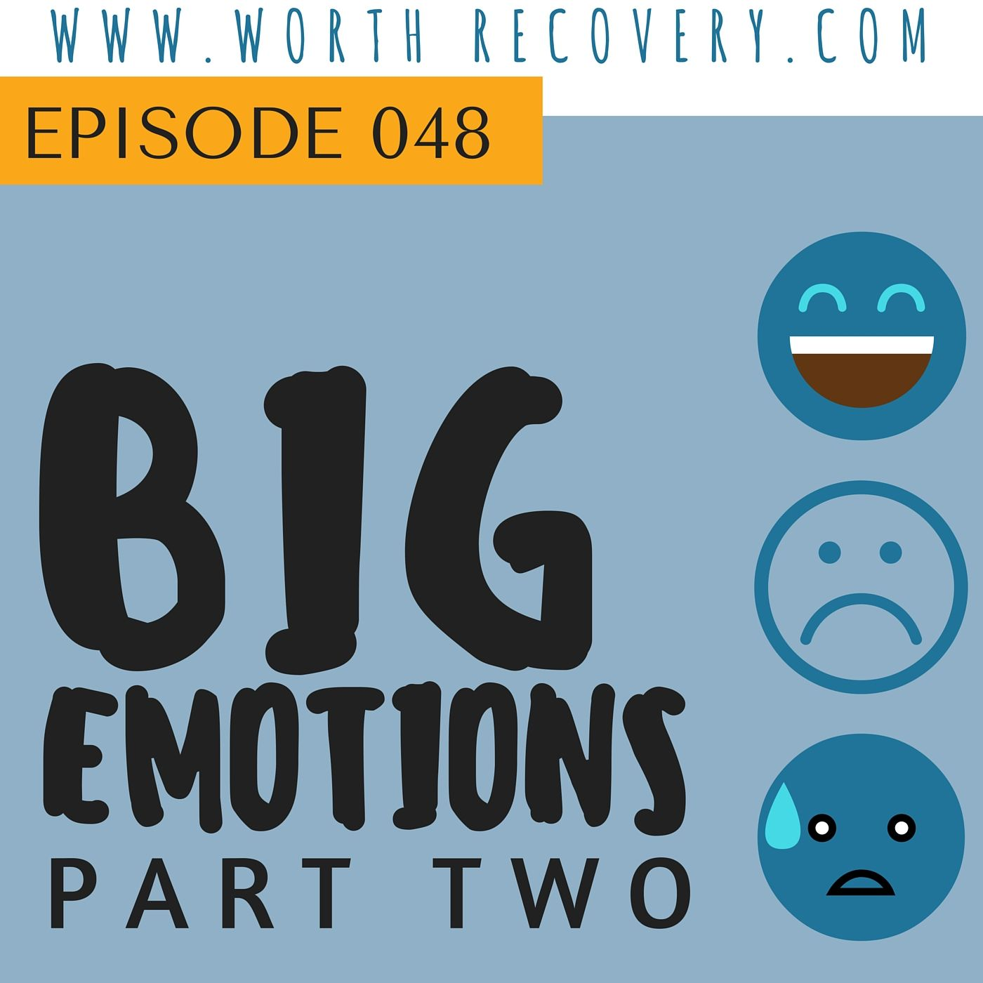 Big Emotions Part Two In The Conclusion Of The Two Part