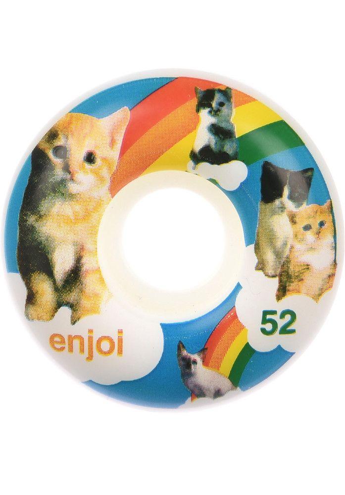 Enjoi Kitten-Dreams-99A - titus-shop.com  #Wheel #Skateboard #titus #titusskateshop