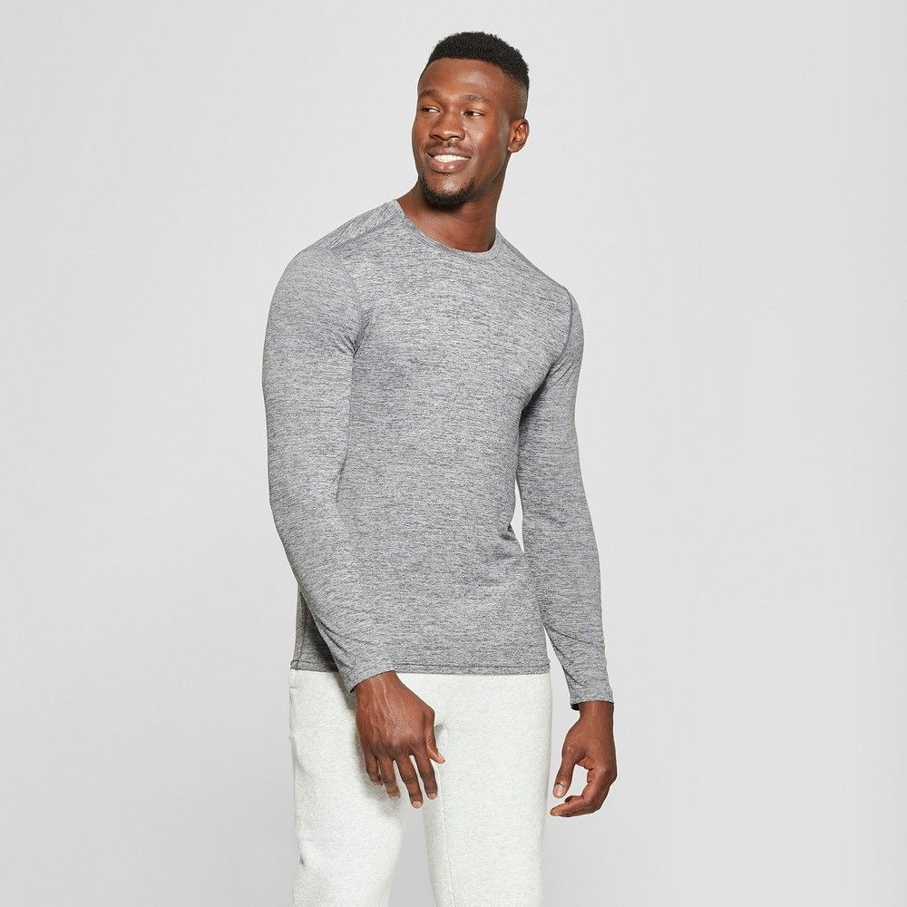 39b1c41d63f1 The Men s Performance Long Sleeve Tech T-shirt from C9 Champion is your new  go-to for both your toughest workout and your rest days.