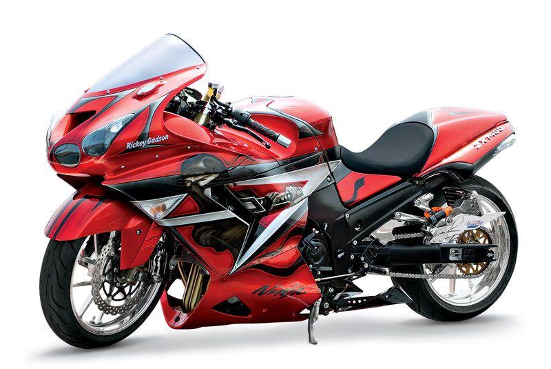 Cool Sport Racing Bikes By Chavi Sharma: Kawasaki Ninja ZX-14