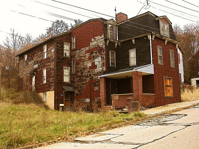 Complex House In Mckeesport Pa Abandoned Houses Abandoned Places Mckeesport