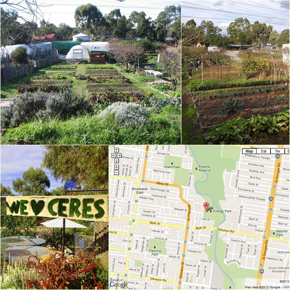 Urban Growth: Melbournes Community Gardens