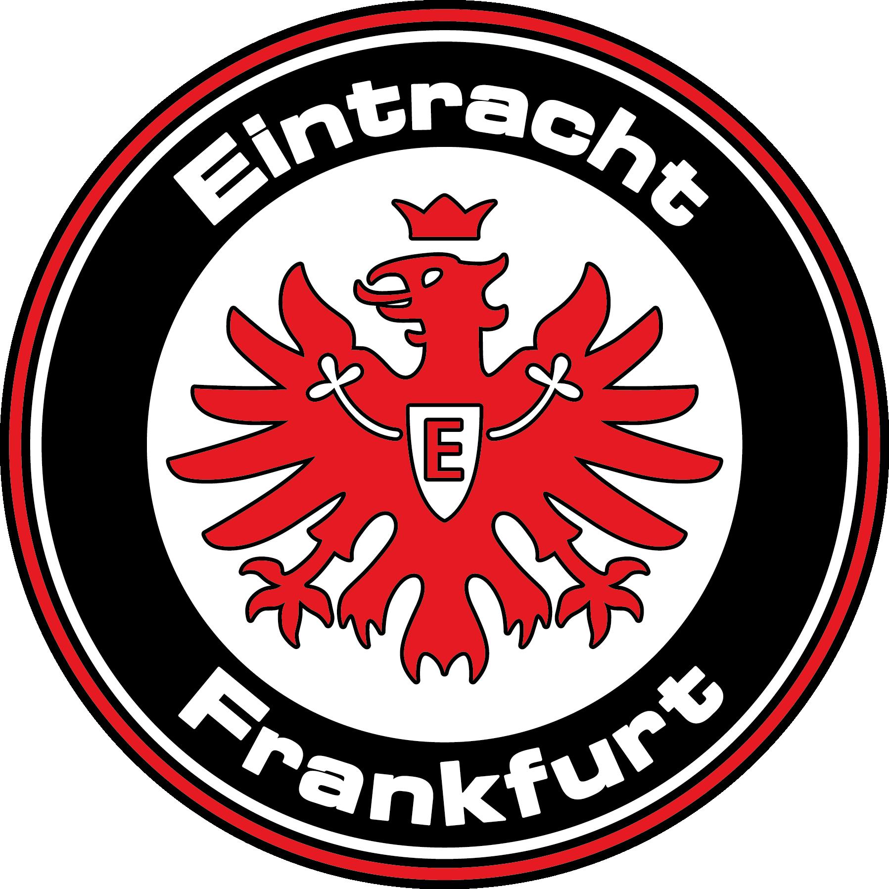 Eintracht Frankfurt Eintracht Frankfurt Logo Eintracht Frankfurt Fussball Logo Design