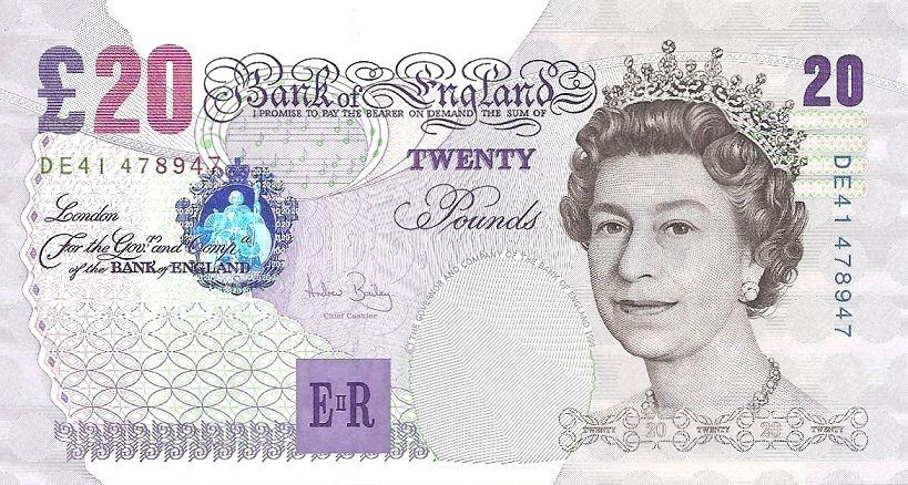 United Kingdom Money 20 ค นหาด วย Google