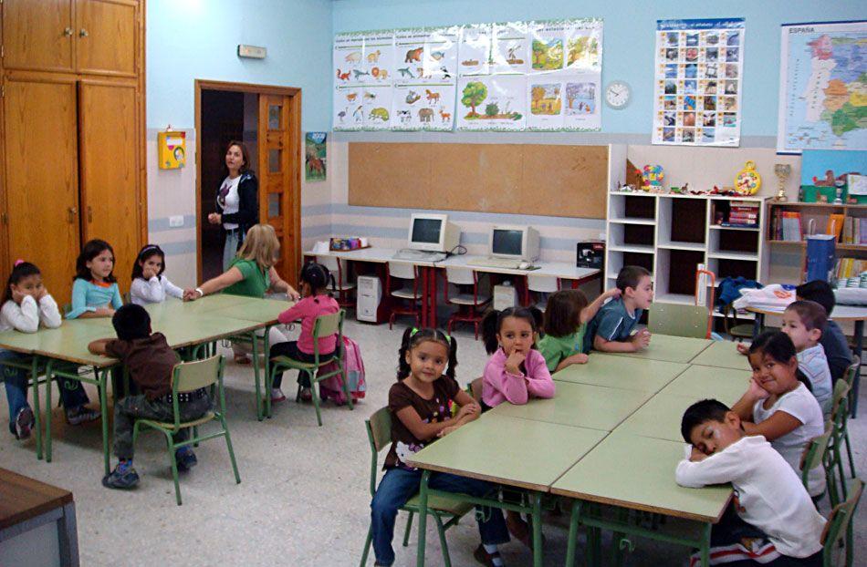 Resultado de imagen para como organizar el aula de primaria