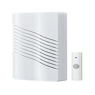 Broan Nutone Wireless Doorbell Kit Wall Outlets Doorbell Chime