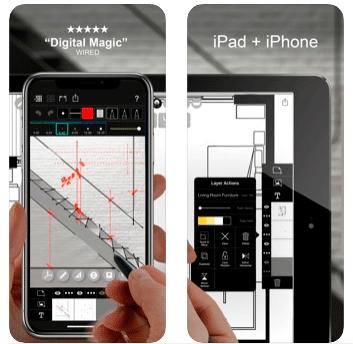 Las 18 Mejores Apps Para Arquitectos Top Apps Ios Android En 2020 Aplicaciones Para Arquitectos Apps Dibujos En Autocad