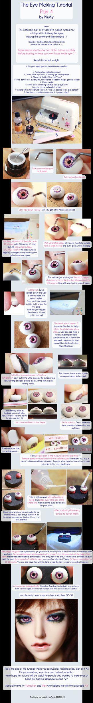 The Eye Making Tutorial 4 by NiuKy on DeviantArt