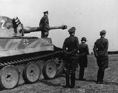"""Tiger 812, nicknamed """"Tiki""""."""