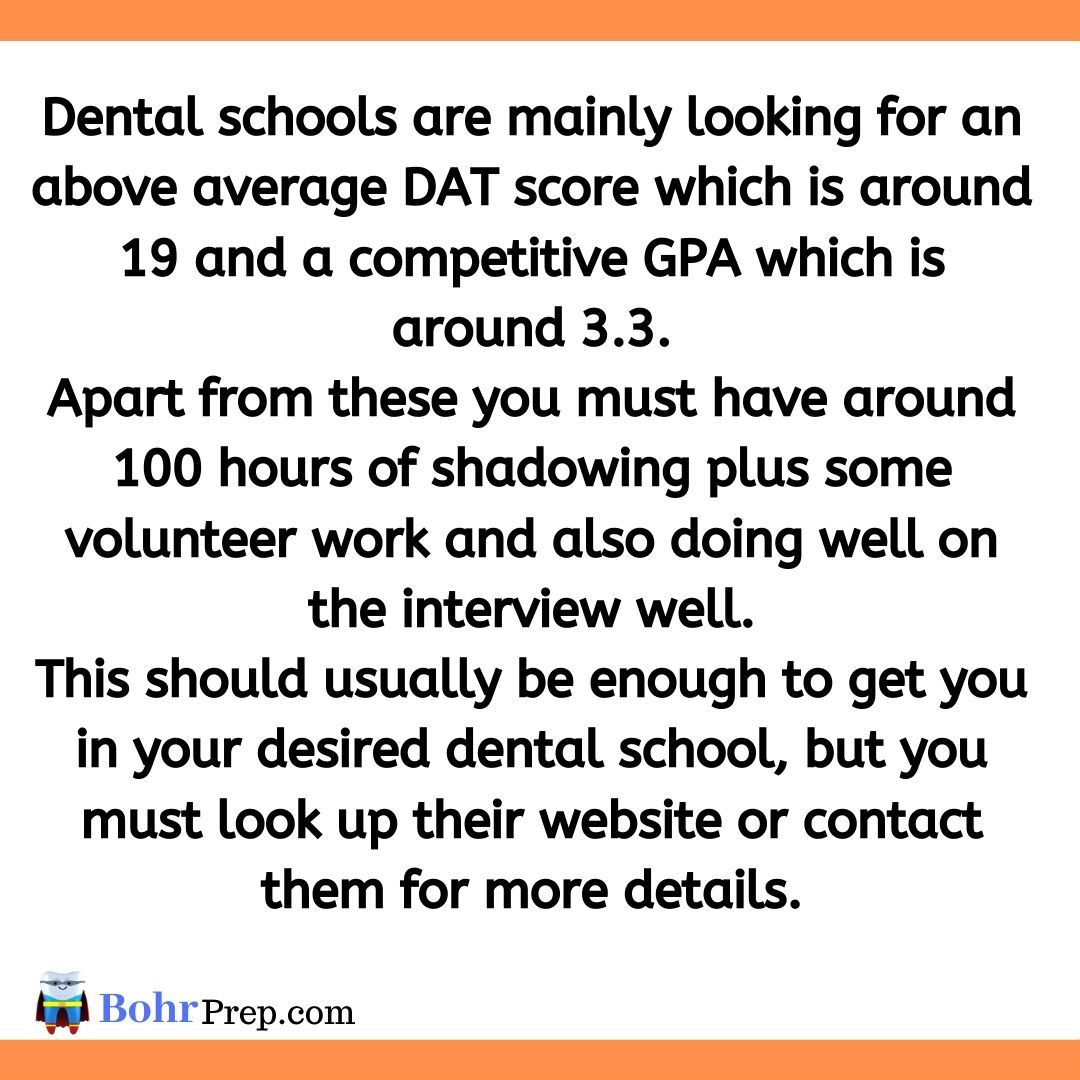 dental schools care about your dat score, gpa, shadowing job cv sample pdf resume objective example for a warehouse professional reference list format