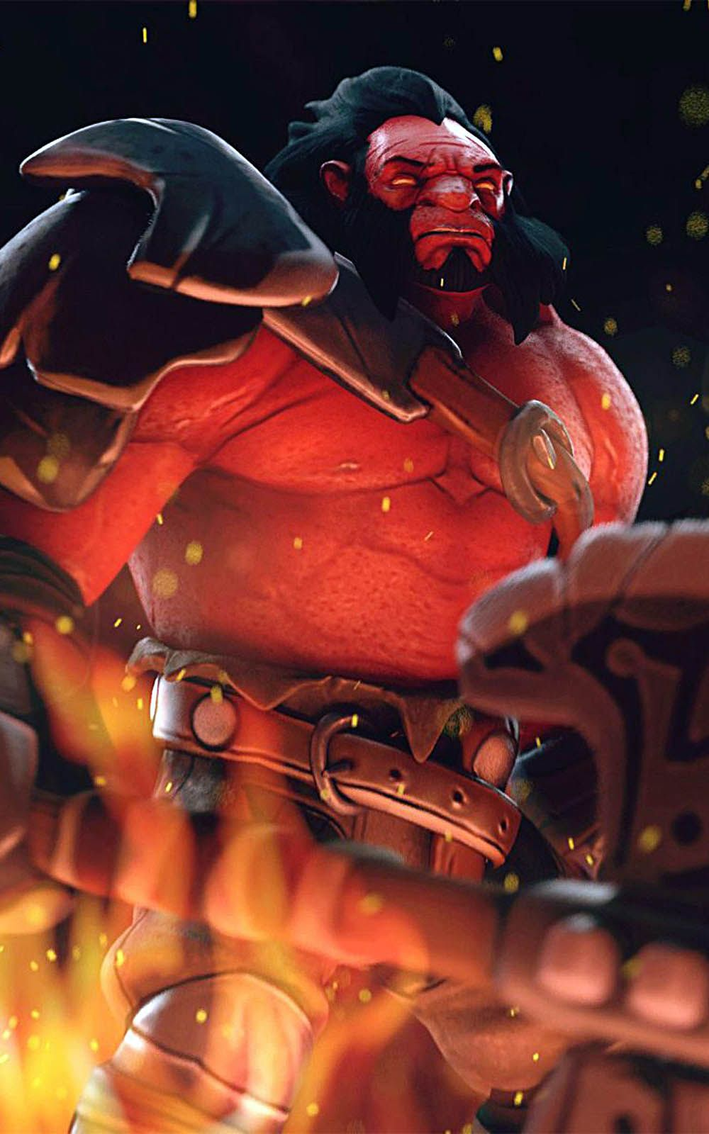 Axe Dota 2 Gaming Pinterest Dota 2 Game Character And Games