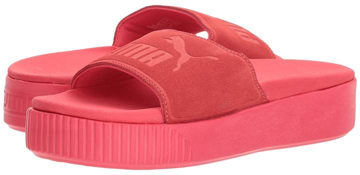 437006169030 Puma Platform Slide Bold SD Women s Sandals in 2019